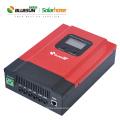 Bluesun 12v solar panels charger control mppt 12v 24v 36v 48v eSmart 20a 40a 50a 60a amp from China supplier