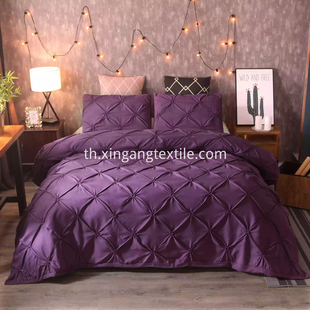 Duvet Cover Purple