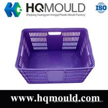 Molde plástico para caja de almacenamiento de frutas / vegetales / alimentos