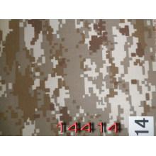 Khaki Digital 200GSM Twill Military Camouflage Fabric
