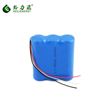 18650 7500mAh 3.7V Rechargeable Lithium Battery Pack