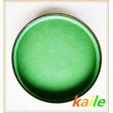 Bandeja de dados verde e preta