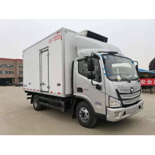 5 tons freeze Refrigerated Box trucks for sale