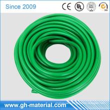 High Elastic Green Plastic Rubber TPR Hose Tubing For Sport Equipment