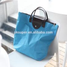 2015 fashion cheap folding shopping trolley bags on wheels