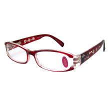 Vidrios de lectura atractivos del diseño (R80590-2)