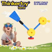 Blousons de canard, jouet en plastique, Montessori, garderie maternelle, compétence Montor