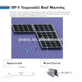 Cremalheira trapezoidal da montagem do painel solar do telhado do metal