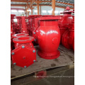 FM/UL Flanged End Swing Check Valve 300psi (Model No.: XQH-300)