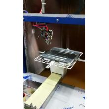 wooden door 3 axis painting machine