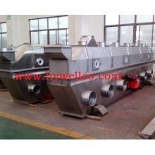Máquina de secagem por fluidização de ração para peixe