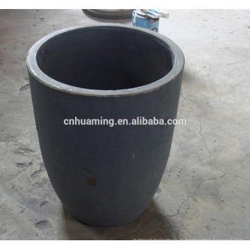 Шаньдун завод прямые поставки графитовый тигель для плавки алюминия