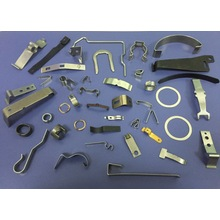 Customized High Precision Metal Stamping Products and Flat Springs