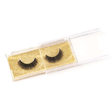 Custom Real Mink Eye Extension Eye Lashes Βλεφαρίδες