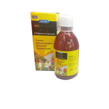 GMP Multivitamin dan Kalsium Sirap 300ml