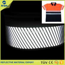 Segmented Heat Transfer Reflektierender Film / Aufbügelbares Reflektierendes Wärmeübertragungsband