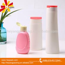 more Shape empty plastic shampoo bottle
