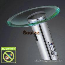 New Hot Cold Mixer Tap Self-Powered Automatic Sensor Faucet (Qh0109ap)