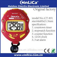 Chronomètre de course de poche CT-831 pour cadeaux de promotion sportive