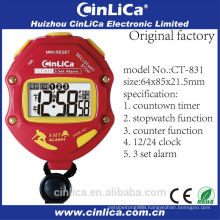 CT-831 pocket racing stopwatch for sports promotion gifts