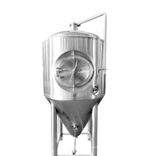 Beer brewing equipment for brewery with fermentation tank /bright beer tank