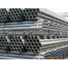 ASTMA53/A106 B sch40 galvanized corrugated culvert pipe