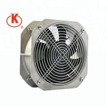 24 tension électrique 200mm dc prix ventilateur axial
