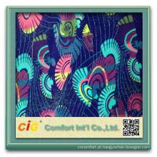 Novo estilo de moda carro de têxteis de produtos auto colorido impresso do velo tela tela auto do jacquard