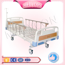 MDK-T301 High Quality Medical Equipment Manual Hospital Bed With Two Functions