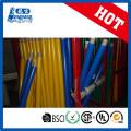 Rollo de registro de cinta de pvc de baja tensión de calidad superior