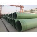 Pequim China atacado abastecimento de água industrial de fibra de vidro frp composto Irrigação Verde grp Pipe