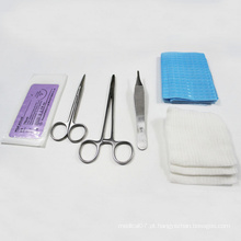 Conjuntos de sutura esterilizados aprovados pela CE com sutura