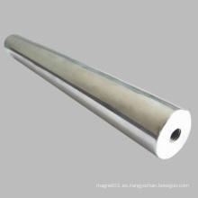 Barra de filtro magnético de neodimio fuerte permanente para la industria alimenticia