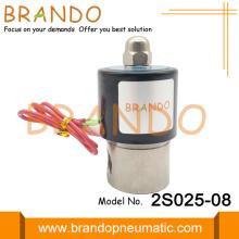 Válvula solenóide de aço inoxidável 2S025-08