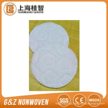 Almofada de algodão cosmética não tecida Almofada de algodão higiénico