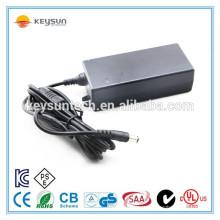 Ul 61558 adaptador de alimentação transformador 2500ma 24 volts