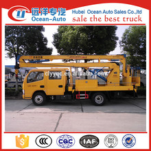 Dongfeng 4X2 16M high altitude work vehicle
