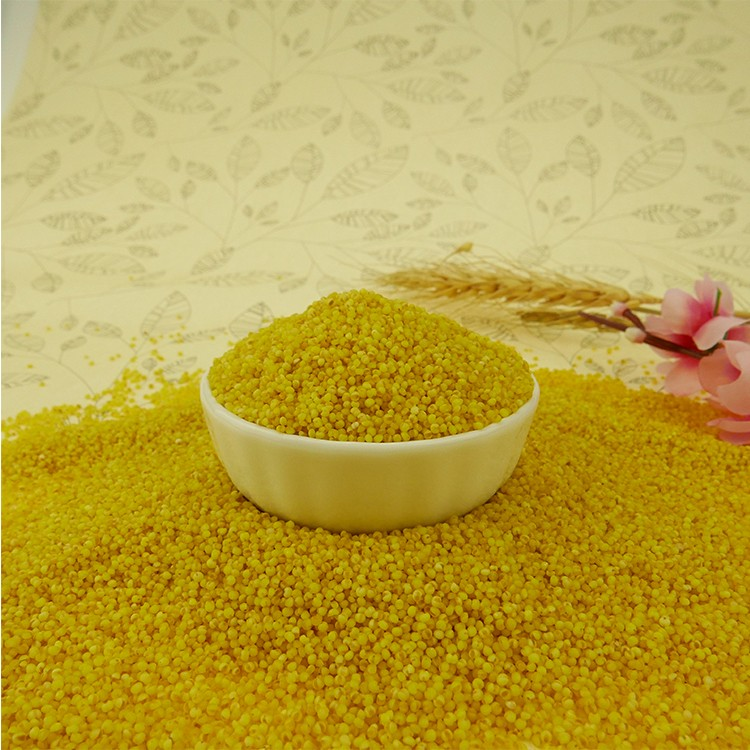 New Corp Millets Hulled Millet jaune