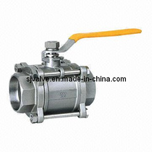 316 Pressure Reducing Flodting Ball Valve