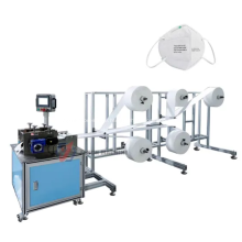 Automatic N95 Mask Making Machine Medical Face