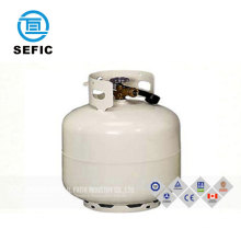 LPG gas cylinder prices new design 9kg/12kg/12.5kg/15kg cooking