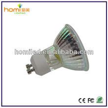 Стекла случае GU10 светодиодные прожектора