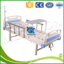 Manuall Bett mit Einzelfunktion für Gesundheitswesen
