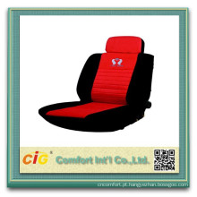 preço do competidor veludo personalizado impresso tampa de assento do carro designer