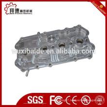 OEM aluminium die casting engine parts/auto engine cover die casting