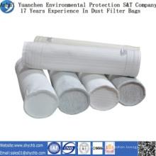 Fabrik-Versorgungsmaterial-Polyester-Staub-Sammlungs-Filtertüte für Chemicial-Industrie
