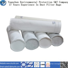 Dust Collector Polyester Nonwoven Filter Bag for Mix Asphalt Plant