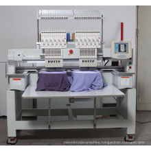 Multi Heads Computerized Embroidery Machine for T-Shirt, Cap & Garment Embroidery