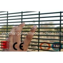 Valla temporal certificada 358 de ISO9901 (fabricación en Anping y vendedor caliente)