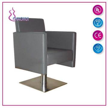Purple Salon Styling Chairs Kursi Salon Kecantikan